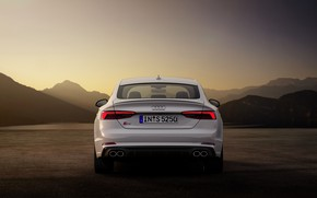 Picture Audi, Audi A5, feed, 2019, S5 Sportback