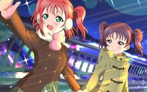 Picture girls, coat, Love Live School Idol Project, Living love