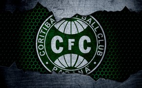 Picture wallpaper, sport, logo, football, Coritiba