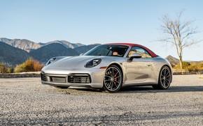 Picture 911, Porsche, Carrera, Cabriolet, 2020, S