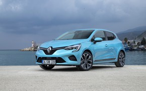 Picture Renault, Clio, 2021