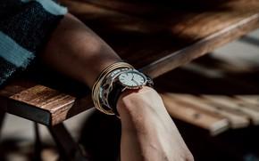 Picture photo, watch, hand, bracelet