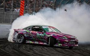 Picture drift, s15, formula drift, silvia s15, 2jz power, Silvia • Nissan • Nissan Silvia, forrest …