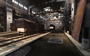 Picture cars, hangar, depot, Dump, S.T.A.L.K.E.R. Anomaly