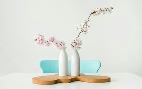 Picture Flower, Table, Vase