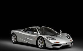 Picture McLaren, 1993, McLaren F1, Sports car, Sports car