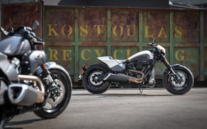 Picture Harley-Davidson, Motorcycle, FXDR 114