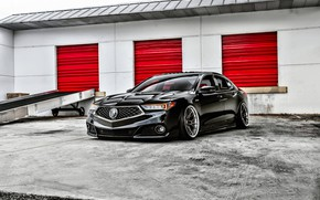 Picture tuning, Acura, TLX, Acura TLX