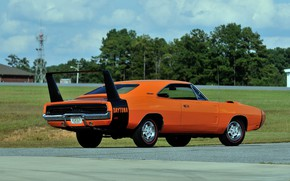 Picture Dodge Charger, Muscle car, Daytona