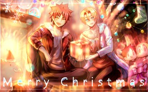 Picture Christmas, guys, In the search for the divine recipe, Soma Yukihira, Shokugeki No Soma