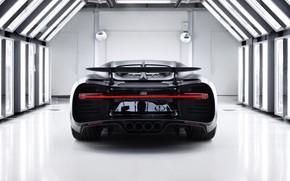 Picture Bugatti, Chiron, Chiron, Black