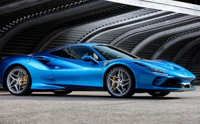 Picture Ferrari, supercar, 2019, Tribute, Ferrari F8