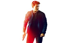 Picture Tom Cruise, poster, Mission: Impossible - Fallout, Tom Cruise, Mission: impossible-the Consequences, Ethan Hunt