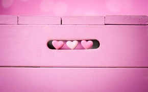 Picture macro, mood, hearts, box