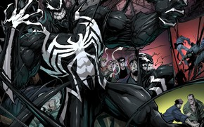 Picture marvel, comics, venom, venom