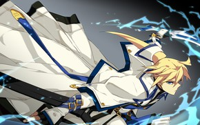 Picture look, anime, art, guy, Guilty Gear