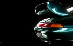 Picture Auto, Porsche, Machine, Porsche, Porsche 911, Gran Turismo Sport