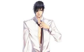 Picture male, shirt, guy, Sengoku Basara, The Era Of Unrest