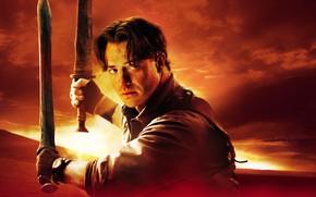 "Picture Look, Swords, Brendan Fraser, Брендан Фрейзер, The Mummy: Tomb of the Dragon Emperor, Richard ""Rick"" …"