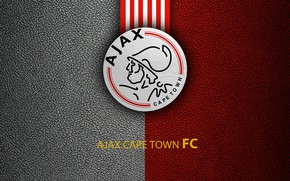 Picture wallpaper, sport, logo, football, Ajax Cape Town