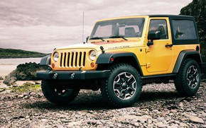 Picture Auto, Machine, Car, SUV, Rendering, Wrangler, Jeep, Jeep Wrangler, Transport & Vehicles, by Yuri Rodchenko, …