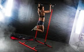 Picture workout, fitness, Matt Marsh