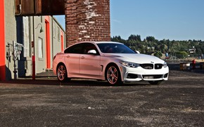 Picture Gran Coupe, 2015, 428i, BMW 4, 4‑DV. coupe (4 seats.)
