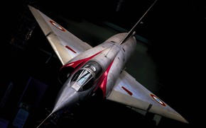 Picture weapons, the plane, Mirage III
