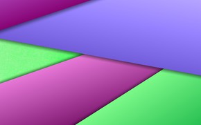 Picture color, gradient, shadows, figure, layers