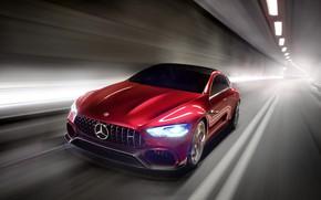 Picture Mercedes-Benz, sedan, AMG, 2018, Mercedes-AMG GT