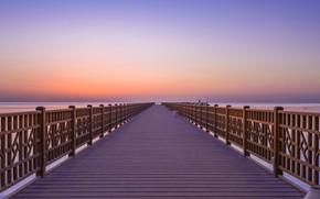 Picture Egypt, Sunrise, Makadibay