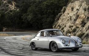 Picture Porsche, Old, Sport, Road, Vehicle