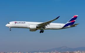 Picture Airbus, Qatar Airways, A350-900