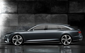 Picture Concept, Audi, universal, in profile, Before, 2015, Prologue