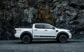 Picture Ford, side view, pickup, Storm, Ranger, 2020