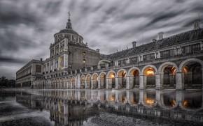 Picture Madrid, Aranjuez, Palacio Real de Aranjuez