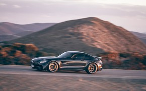 Picture Mercedes-Benz, speed, AMG, AU-spec, GT R, 2019