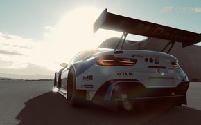 Picture HDR, BMW, Power, Sun, Game, M Power, FM7, GTLM, UHD, Forza Motorsport 7, 4K, M6, …
