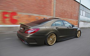 Picture Mercedes-Benz, Stance, W218, CLS350