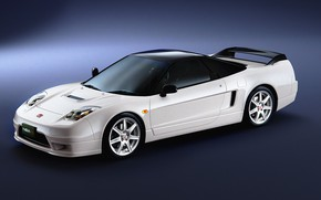 Picture White, Machine, Honda, Car, Render, Rendering, Honda NSX, White color, Transport & Vehicles, by Damian …