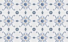 Picture retro, pattern, texture, ornament