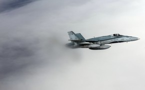 Picture weapons, the plane, CF-18 Hornet, Royal Canadian Air Force