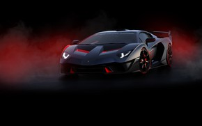 Wallpaper machine, background, Lamborghini