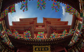 Picture Singapore, temple, Museum, Buddha Tooth Relic Temple