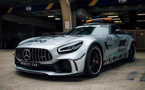 Picture Mercedes-Benz, Formula 1, AMG, Safety Car, GT R, 2019