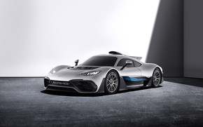 Picture transport, angle, car, Mercedes Benz, AMG One