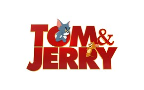 Picture the film, cartoon, adventure, poster, Comedy, Tom and Jerry, Tom and Jerry, family, 2021