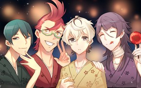 Picture Guys, Characters, Kiznaiver