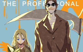 Picture girl, guy, Angel bloodshed, Satsuriku no Tenshi