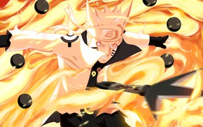 Picture power, guy, Naruto, Naruto Uzumaki